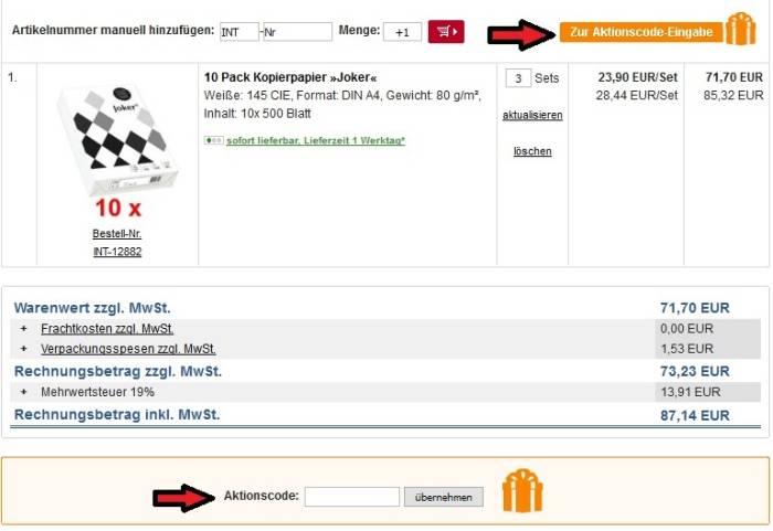 Otto Office Gutschein Sparen Mit Gutscheincodes