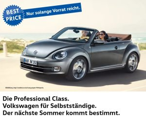 vw beetle cabrio f r gewerbetreibende 99 p m. Black Bedroom Furniture Sets. Home Design Ideas